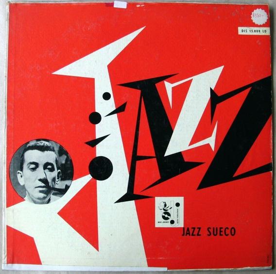 Gosta Theselius And All Stars Jazz Sueco Lp Original 60s