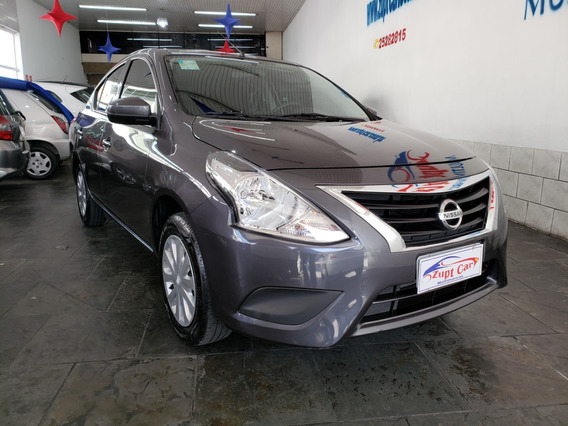 Nissan Versa Versa - Sem Entrada Uber 99 Pop