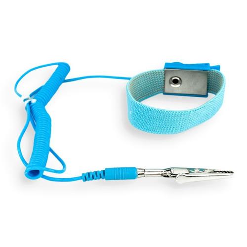 Pulsera Antiestática Profesional Con Cable Esd Electrónica