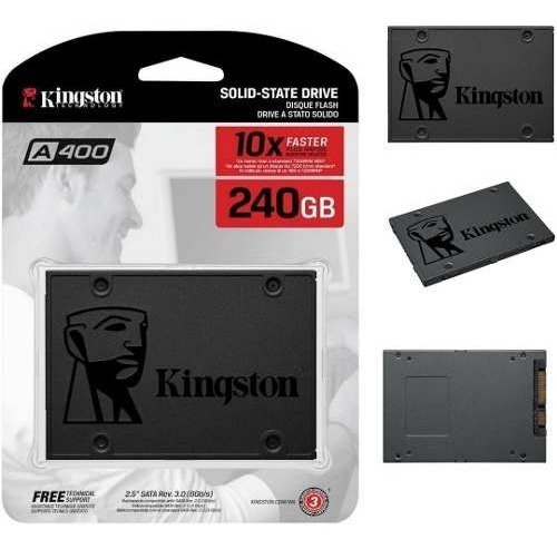 Hd Ssd 240gb Notebook Seagate Kingston Sa400s37