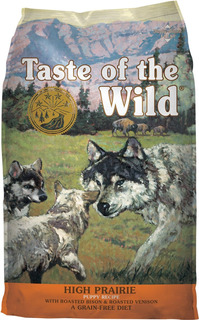 Taste Of The Wild Puppy Bisonte 28 Lbs + Obsequio + Env Grat