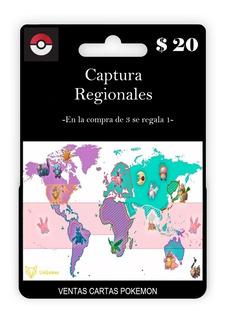 Regionales Pokemón Go