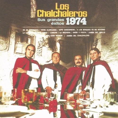 Sus Grandes Exitos 1974 - Los Chalchaleros (cd)