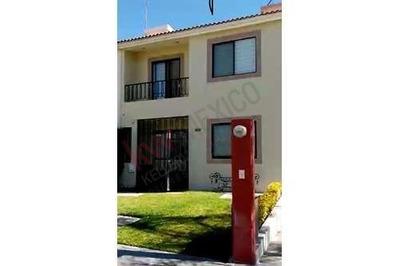 Hermosa Casa En Venta, En Fuentes Del Lago Aguascalientes, Ags.