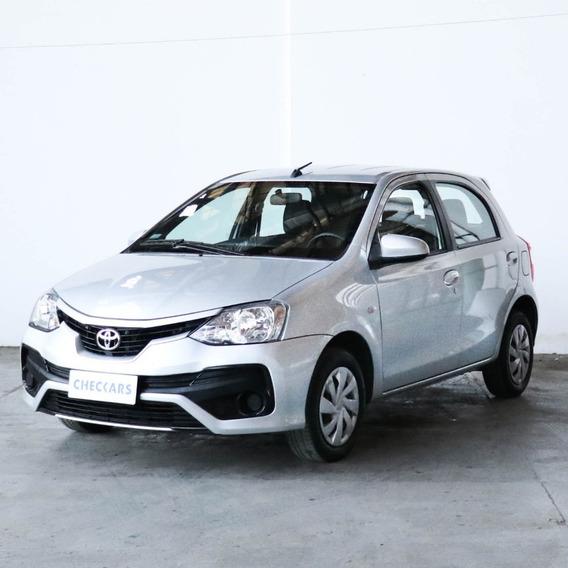 Toyota Etios 1.5 Xs My19 - 24266 - C