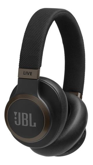 Fone Bluetooth Jbl Live 650btnc Com Cancelamento De Ruido