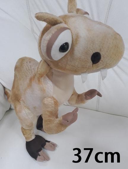 Dinossauro De Pelúcia 37cm Presente Criança Tipo Era Do Gelo