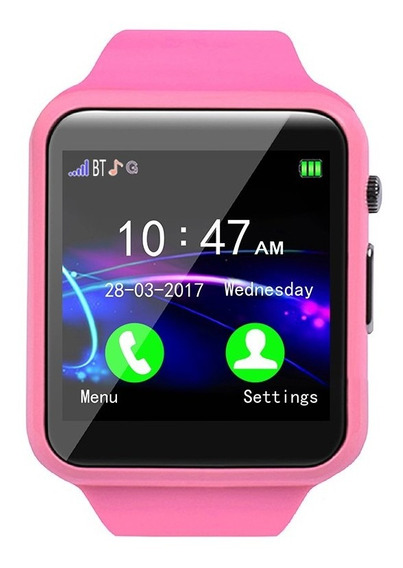 Niños Smart Watch Phone Rastreador De Niños