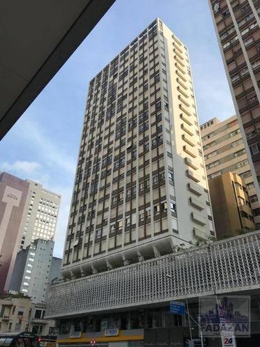 Imagem 1 de 30 de Apartamento Com 4 Dormitórios Para Alugar, 188 M² Por R$ 2.000,00/mês - Centro - Curitiba/pr - Ap0453