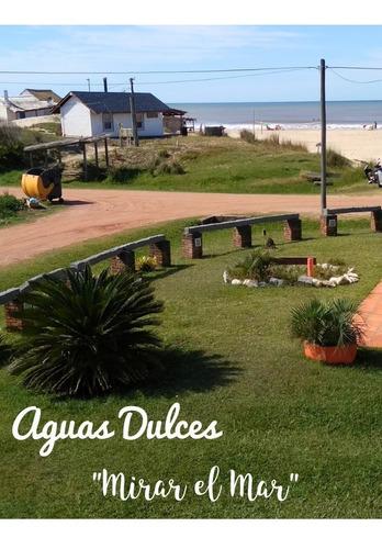 Casa Aguas Dulces. Frente Al Mar.            1 Dorm