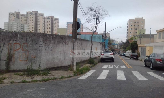 Terreno Residencial À Venda, Vila Euclides, São Bernardo Do Campo. - Te0048