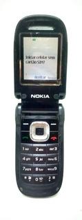 Celular Nokia Modelo 2660 Desploquiado Usado