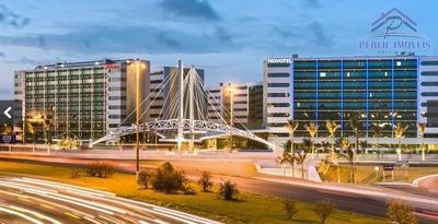 Sala Comercial Para Locação Em Salvador, Paralela, 1 Dormitório, 2 Banheiros, 4 Vagas - 647