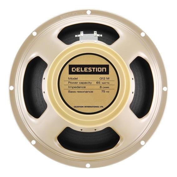 Alto Falante Celestion G12m-65 - Creamback 65 W Rms - Ac1538