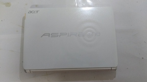 Netbook Acer Aspire One Series (funcionando) Branco