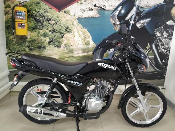 Suzuki Ax4 115 2020 0 Km !!! Facil Credito