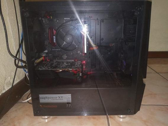 Pc Gamer Ryzen 5 + 1060 3gb