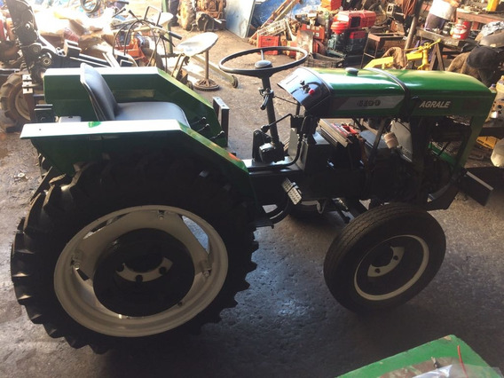 Trator Agrale 4100 - Yanmar - Tobatta