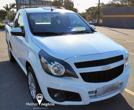 Chevrolet Montana Sport 1.4 8v 2p Econoflex 2015 Branca