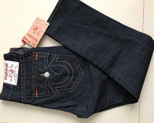 Imagen 1 de 10 de True Religión Jeans Originales Para Caballero Skinny Flap