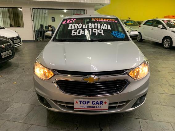 Chevrolet Cobalt Lt 1.4 2018 Sem Entrada