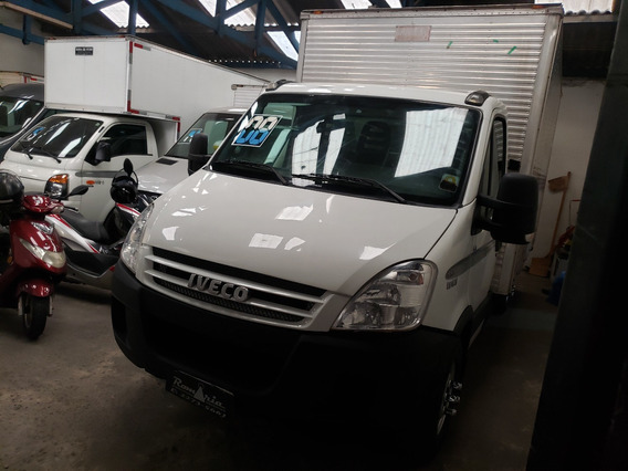 Iveco Daily 35s14 2008,c/ Baú 3,80 X 2,10!!!