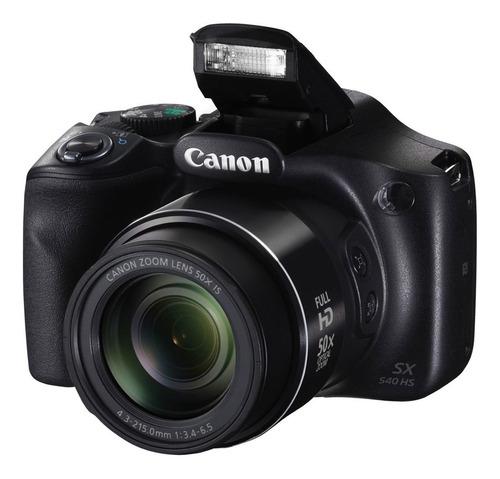 Cámara Digital Canon Powershot Sx540 Hs