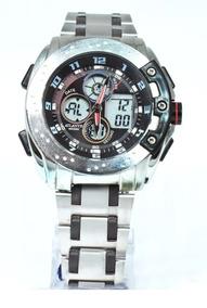 Relógio Atlantis Original Digital E Analógico G7 444