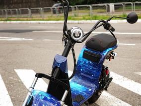 Scooter Elétrico Hr6 - 1.500w