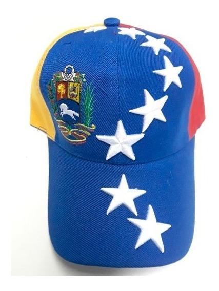 Gorras Tricolor Venezuela (somos Tienda Física)