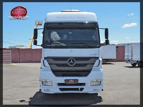 Mercedes-benz Axor 2536 6x2 Multiuso 2020