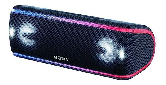 Bocina Bluetooth Sony Srs-xb41 Inalámbrica Portátil Luces Grande
