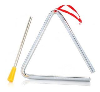 Triángulo Instrumento Musical Percusión Sonido Niños Chico