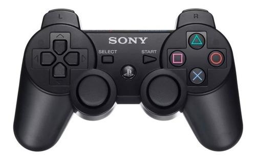 Controle Ps3 Playstation 3 Dualshock Preto 100% Certificado