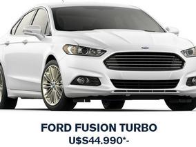 Ford Fusion Turbo - Entrega Ya !