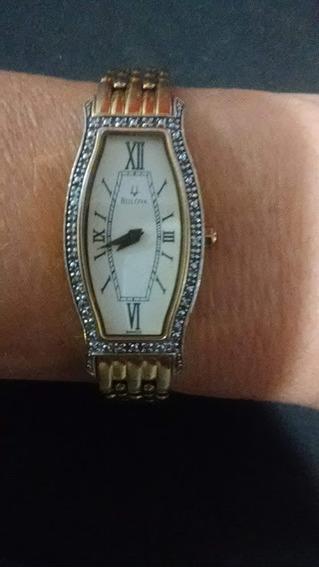 Relógio Bulova Feminino Usado