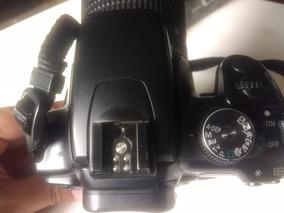 Canon Eos Rebel Xti Câmera E Lente
