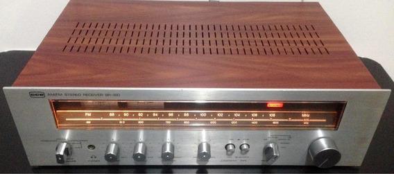 Receiver Cce Sr-180 Vintage Lindo Impecável Raríssimo Anos70