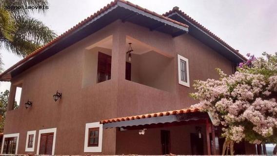 Chácara Para Venda Em Nazaré Paulista, 5 Dormitórios, 2 Suítes, 4 Banheiros, 10 Vagas - 719