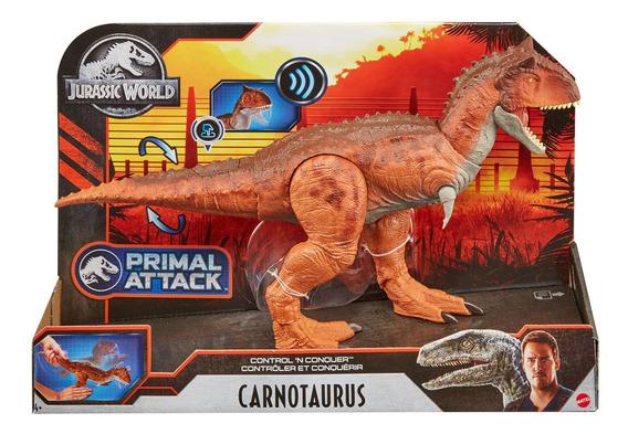 Jurassic World, Carnotauro Control De Ataque