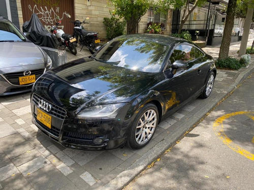 Audi Tt 2.0 Tfsi S-tronic Coupé