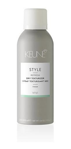 Spray Texturizador Seco Cabelo Style Dry Keune 200ml