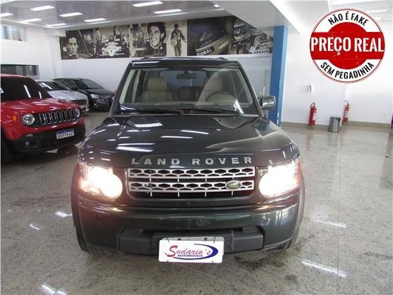 Land Rover Discovery 4 2.7 S 4x4 V6 36v Turbo Diesel 4p Auto