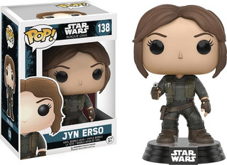 Funko Pop! Star Wars- Jyn Erso 138
