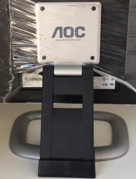 Base Pé Pedestal Monitor Aoc 173p
