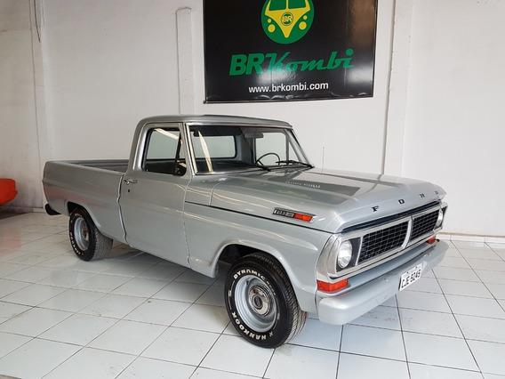 Ford F100 V8 292 1980