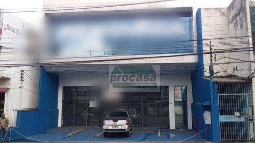 Imagem 1 de 3 de Prédio, 1000 M² - Venda Por R$ 5.000.000 Ou Aluguel Por R$ 34.000/mês - Nossa Senhora Das Graças - Manaus/am - Pr0237