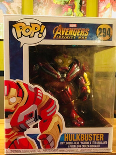 Funko Pop! Hulkbuster #294 - Nuevo!