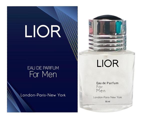 Eau De Parfum For Men Lior 55 Ml