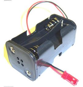 Hsp Suporte Bateria Original * Aa* Plug Jst.